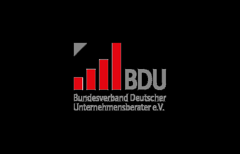 Logo BDU – Bundesverband Deutscher Unternehmensberater e.V.