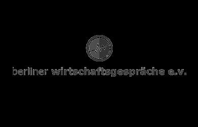 Logo Berliner Wirtschaftsgespräche