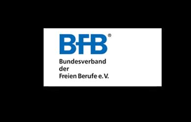 Logo BFB –  Bundesverband der Freien Berufe e.V.