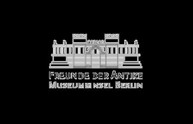 Logo Freunde der Antike auf der Museumsinsel Berlin e.V.