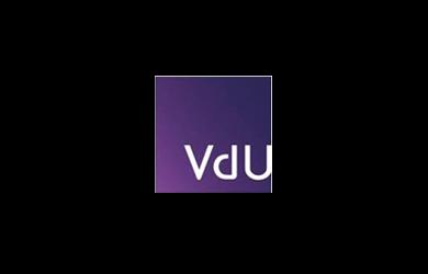 Logo VdU – Verband deutscher Unternehmerinnen e.V.